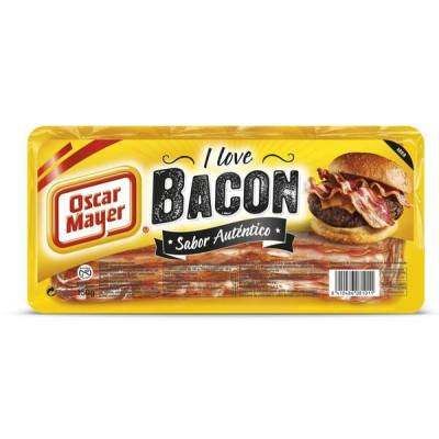 "BACON EN LONCHAS ""OSCAR MAYER"""
