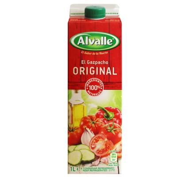 "GAZPACHO ""ALVALLE"""