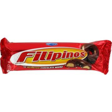 "FILIPINOS CHOCOLATE NEGRO ""ARTIACH"" (135 G)"