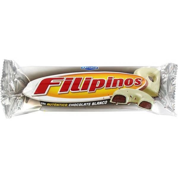 """FILIPINOS WEISSE SCHOKOLADE """"ARTIACH"""""""