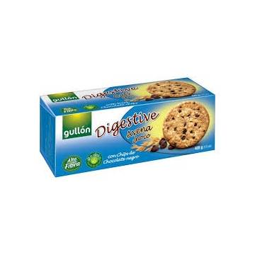"BISCUITS DIGESTIVE OAT AND CHOCO ""GULLÓN"" (425 G)"