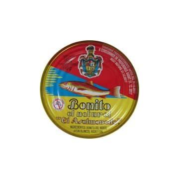 """BONITO DEL NORTE AL NATURAL """"EL ASALMONADO"""""""