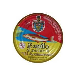 BONITO DEL NORTE AL NATURAL 95G EL ASALMONADO