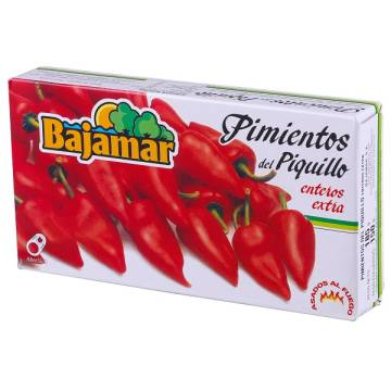 "WHOLE PIQUILLO PEPPERS EXTRA ""BAJAMAR"""