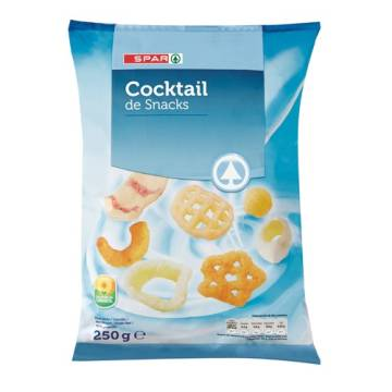 "COCKTAIL DE SNACKS ""SPAR"""