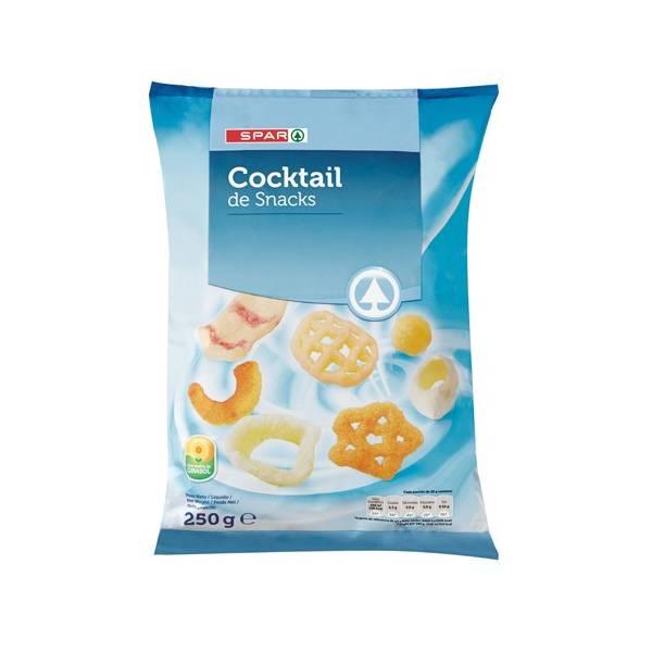 Snack Cocktail Spar 250g.