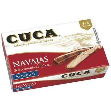 """""""NAVAJAS"""" IN SALZLAKE 4/8 """"CUCA"""""""