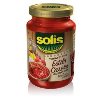 """TOMATE FRITO CASERO 350G """"SOLIS"""""""