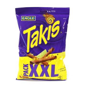 SNACKS LIME SPICY 150G TAKIS