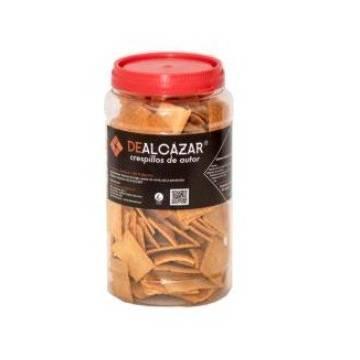 """CRESPILLOS BOTE 400 G """"DE ALCAZAR"""""""
