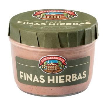 PATÉ FINAS HIERBAS CASA TARRADELLAS