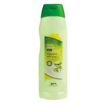 "SHOWER GEL WITH OLIVE ""SENSATIONS"""