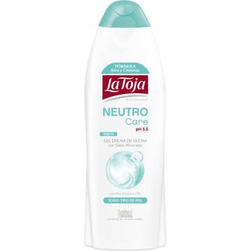 "SHOWER GEL NEUTRAL CARE ""LA TOJA"""