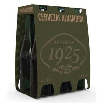 "BEER RESERVA 1925 PACK 6 ""ALHAMBRA"""