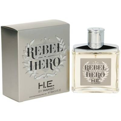 REBEL HERO by Mango