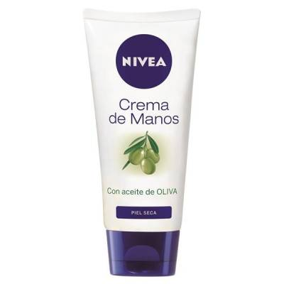 "HAND CREAM WITH OLIVE OIL ""NIVEA"""