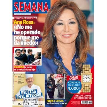 SEMANA - REVISTA DE ACTUALIDAD