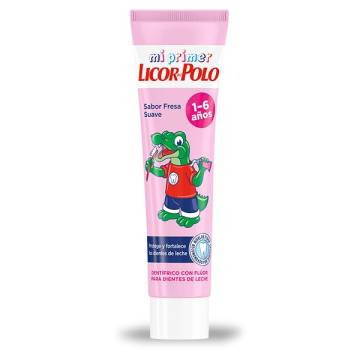 "MY FIRST TOOTHPASTE ""LICOR DEL POLO"""