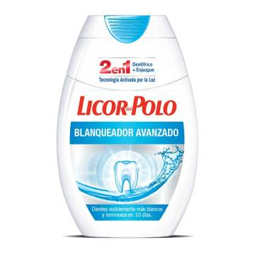"WHITENING TOOTHPASTE ""LICOR DEL POLO"""