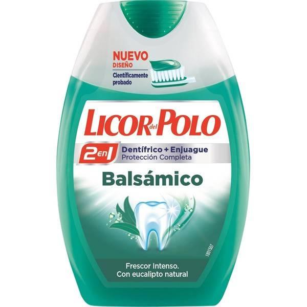 "DENTÍFRICO BALSÁMICO ""LICOR DEL POLO"""