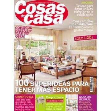 COSAS DE CASA - MAGAZINE DE DÉCORATION
