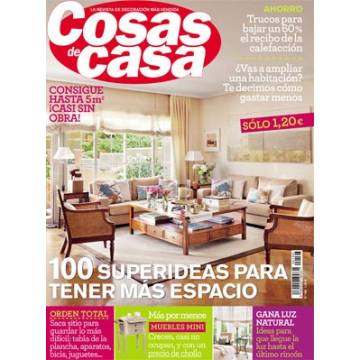 COSAS DE CASA - DECORATION MAGAZINE