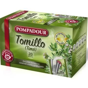 "THYME TEA ""POMPADOUR"""