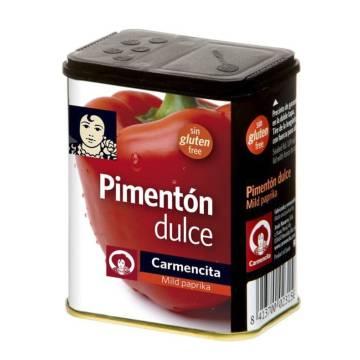 "PIMENTÓN DULCE 75 G ""CARMENCITA"""