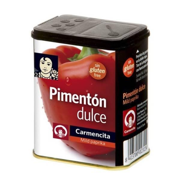 "PIMENTÓN DULCE ""CARMENCITA"""