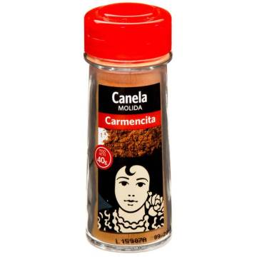 CINNAMON POWDER 43G CARMENCITA
