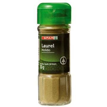 "BAY LEAVES POWDER 30 G ""SPAR"""