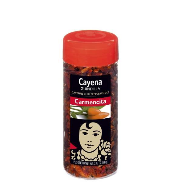 Cayena guindilla CARMENCITA 90g.