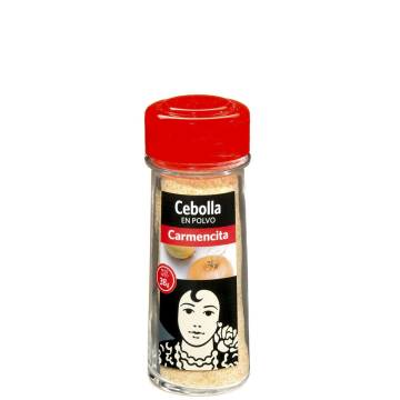 "ONION POWDER 38 G ""CARMENCITA"""