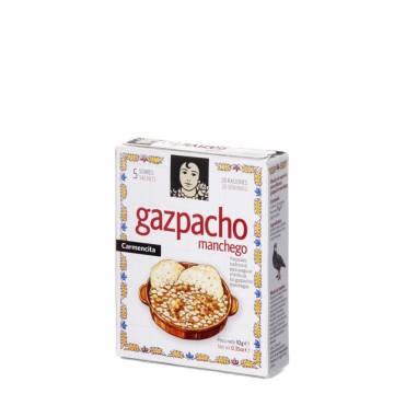 "GAZPACHO MANCHEGO 10 G ""CARMENCITA"""