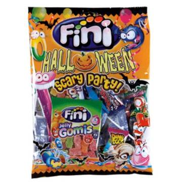 "HALLOWEEN SCARY PARTY ""FINI"""
