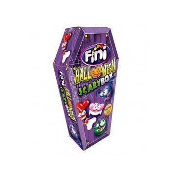 "HALLOWEEN SCARY BOX ""FINI"""