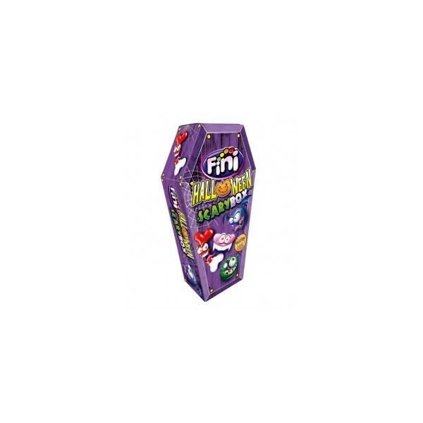 """HALLOWEEN SCARY BOX """"FINI"""""""
