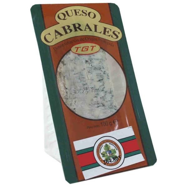 QUESO CABRALES 100G TGT