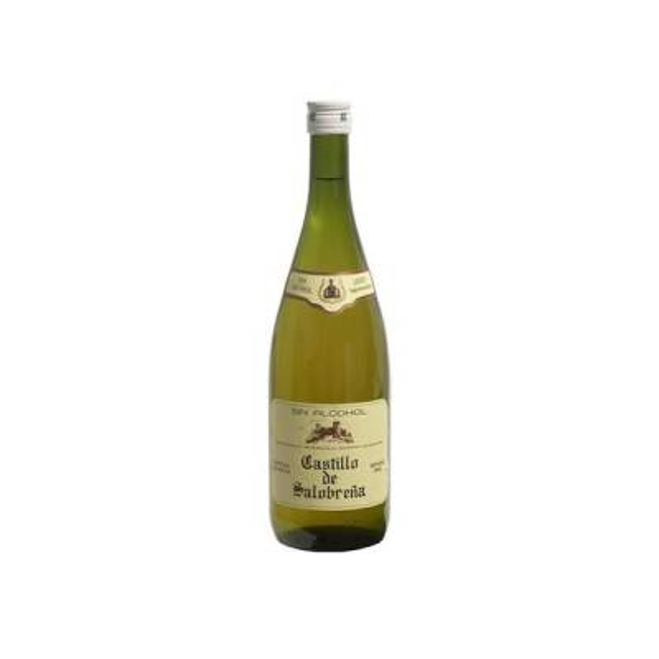 """REFRESCO MOSTO DE MANZANA -BLANCO SIN ALCOHOL- """"CASTILLO DE SALOBREÑA"""""""