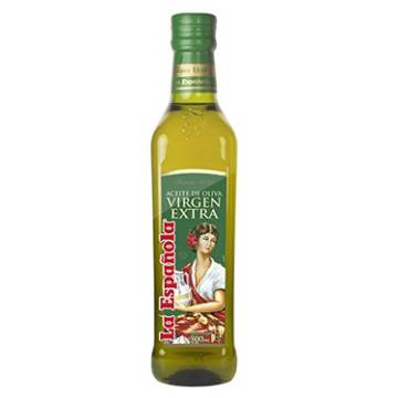 "EXTRA VIRGIN OLIVE OIL 250ML ""LA ESPAÑOLA"""