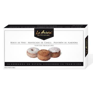 "ASSORTED SWEET CHRISTMAS ""LA AURORA"" (300 G)"