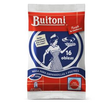 "DOUGH FOR PASTRY AND DESSERT ""BUITONI"" (160 G)"