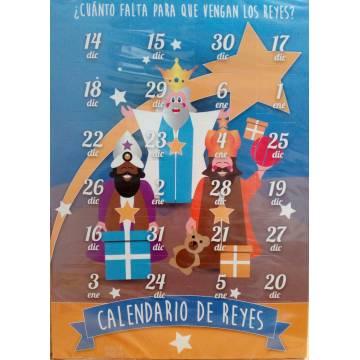 CALENDARIO DE REYES