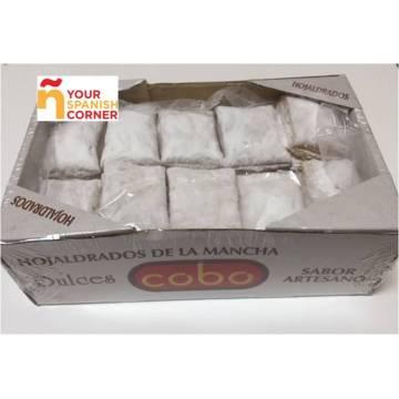 """HOJALDRADOS DE LA MANCHA """"COBO"""" (550 G)"""