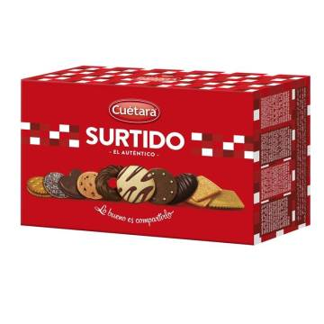 SURTIDO COOKIES by Cuétara