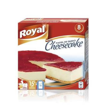 "TARTA DE QUESO ""ROYAL"""