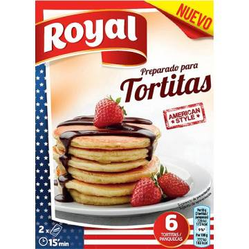 "MIX FOR PANCAKES ""ROYAL"""