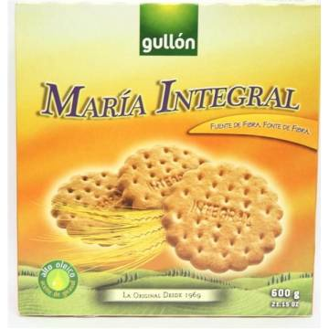 GALLETAS MARIA INTEGRAL GULLON 600G