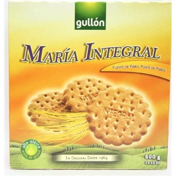 GALLETAS MARIA INTEGRAL GULLON 600G