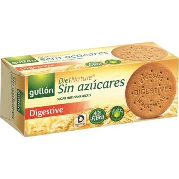 GALLETAS DIGESTIVE DIET NATURE GULLON